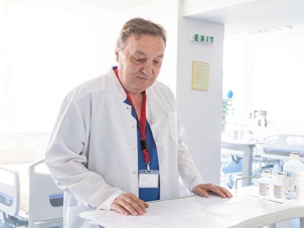 Д-р Тодор Бургуджиев: Обичайте вашите болни