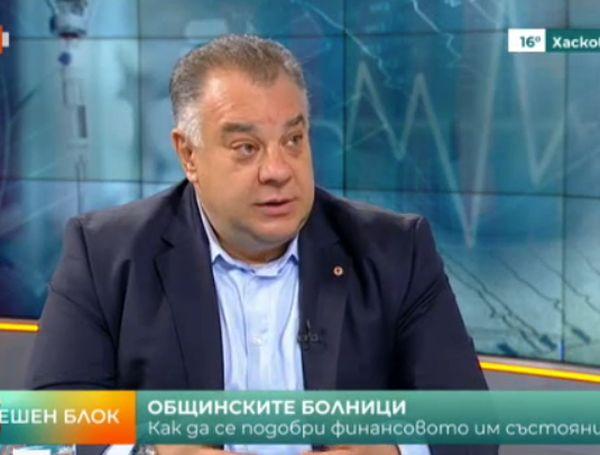 Д-р Мирослав Ненков: Моята рецепта за здравеопазването е огън и меч