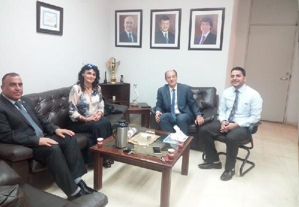 МУ-София реализира общ проект с Йорданския университет за наука и технологии