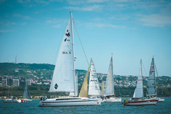МУ-Варна е официален партньор на Държавно първенство за килови яхти 2019