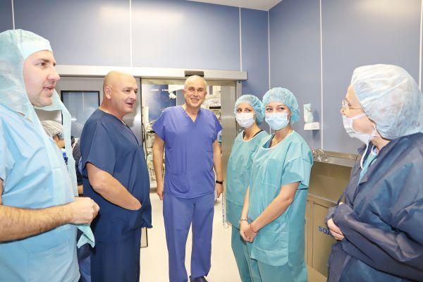 Трансплантираха черен дроб на 46-годишен мъж във ВМА