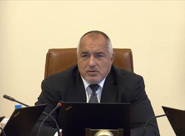 Борисов: Увеличението в здравеопазването ще го усетят лекарите, сестрите и пациентите