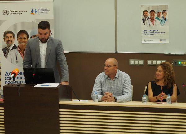 Аркади Шарков: Не е нужно на всяка крачка да има болнично заведение