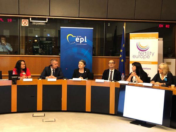 Пациенти искат фертилността да бъде включена в учебните програми в Европа