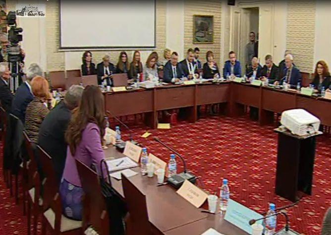 Здравната и Финансовата комисии приеха бюджета на Касата на първо четене (Обновена)