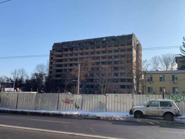 Протестът на архитектите пред МЗ за детската болница не се състоя