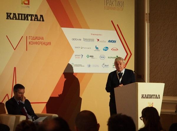 Проф. Григор Димитров: Бюджетът на НЗОК е реален, но е бюджет на статуквото