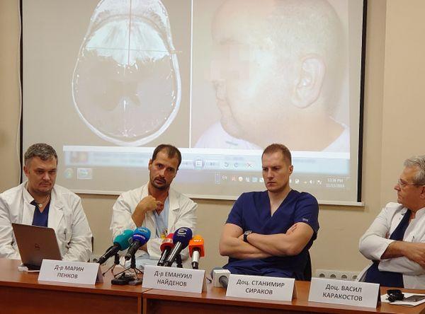"""""""Железният човек"""" получи право на живот след като бе опериран в УМБАЛ """"Св.Иван Рилски"""""""