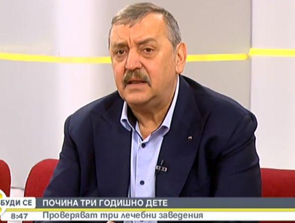 Проф. Кантарджиев: Риновирус е изолиран при починалото 3-годишно дете