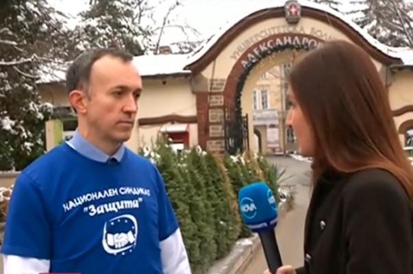 Д-р Коцев прекрати гладната стачка за лошите условия в