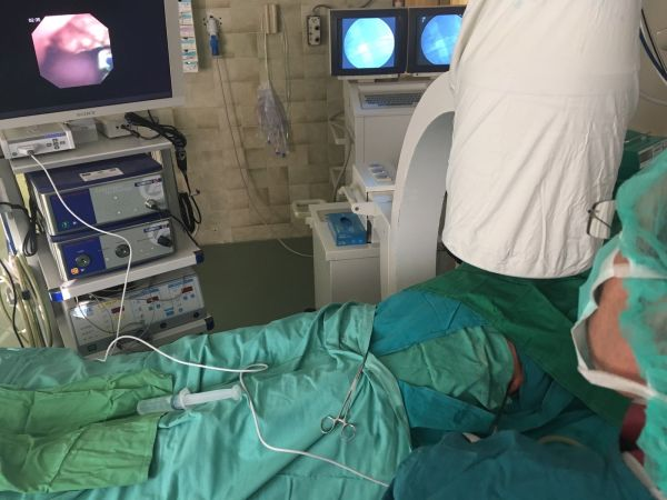 Урологична операция на УМБАЛ Бургас влиза в учебниците