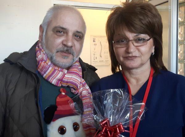 Ревматологичното отделение на УМБАЛ Бургас стана на 10 години