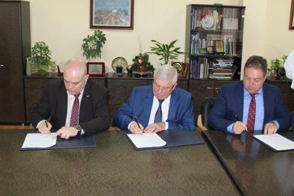БЛС подписа меморандума за сътрудничество с МЗ и Прокуратурата