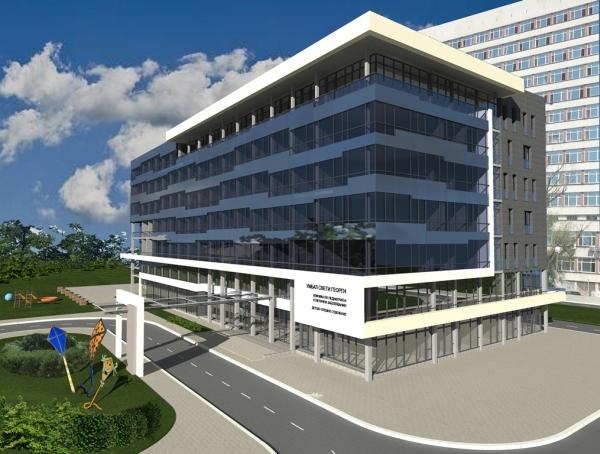 "УМБАЛ ""Свети Георги"" представи проекта за нов педиатричен и онко-хематологичен комплекс"