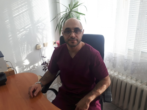 Д-р Николай Недялков: Нападенията на агресивни хора няма да ме откажат от лекарската професия!