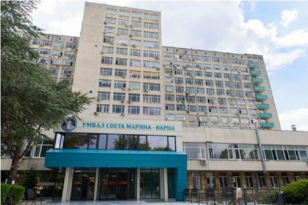 """Изписаха първите трима пациента с COVID-19 от  УМБАЛ """"Св. Марина"""""""