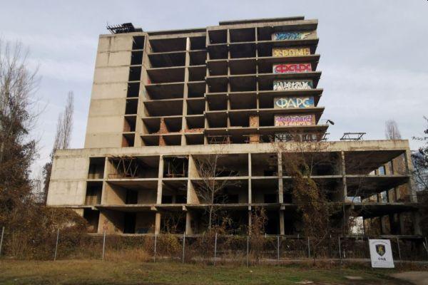 Подписан е договора за изграждане на детската болница