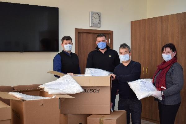 Дариха респираторен апарат на МБАЛ-Пазарджик