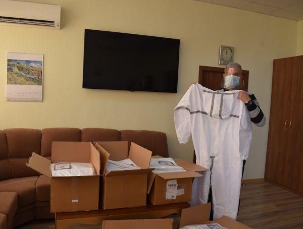 Нови дарения за МБАЛ-Пазарджик