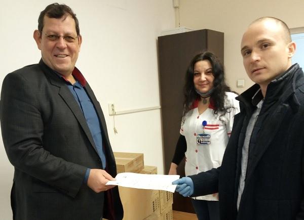 Българи, живеещи в чужбина, помагат на УМБАЛ Бургас