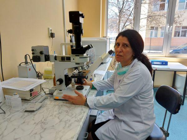 Д-р Петя Янкова: Имунологията е една завладяваща и много интригуваща област