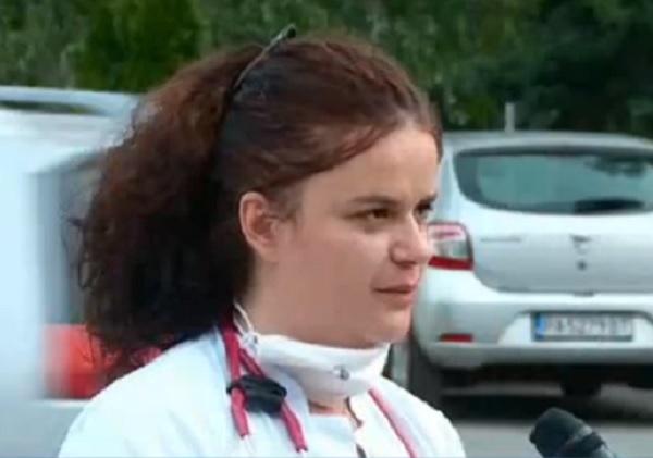 Млада лекарка се върна от Мюнхен като доброволец в МБАЛ-Пазарджик