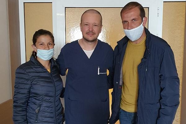 Пациентка пътува 4 часа с риск за живота си, за да се срещне с лекаря си в Бургас