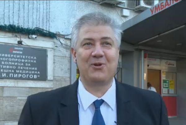 Проф. Балтов: Очаква се цената на клиничната пътека за COVID да се увеличи двойно