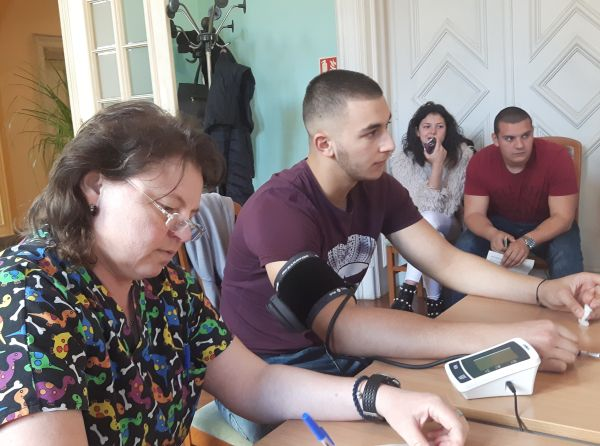 Броят на кръводарителите в УМБАЛ-Бургас расте