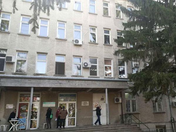 В МБАЛ - Горна Оряховица спасиха мъж, загубил 1,5 л кръв