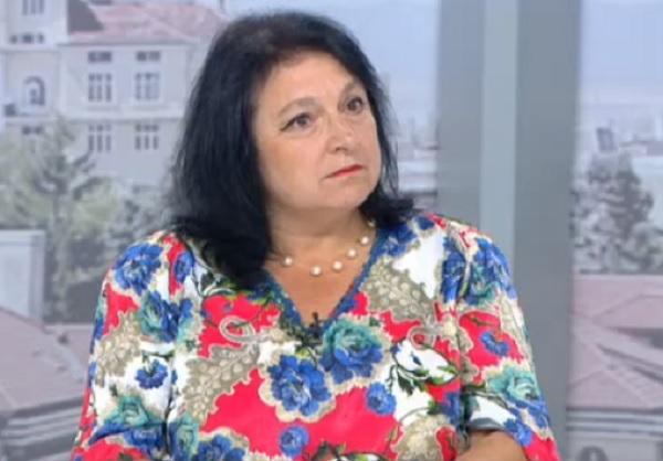 Доц. Николаева: Мутацията на COVID в България е същата, която циркулира в цяла Европа