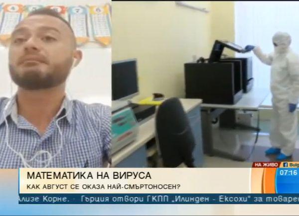 Петър Велков: Не се справяме с тестването на таргетните групи