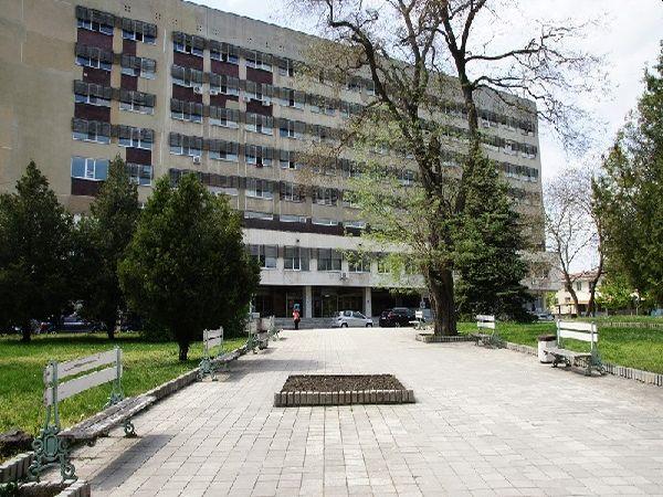 Добричката болница вече е със самостоятелен COVID-сектор