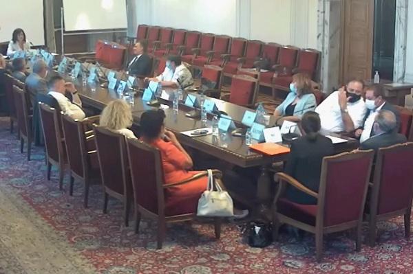Комисията прие на първо четене промените в законите за съсловните организации и за лечебните заведения