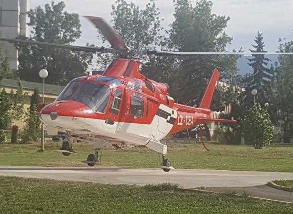 Дават 20 млн. лв. за въздушни линейки и оборудване