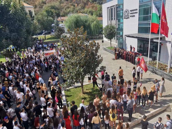 Голям интерес от англичани да се обучават в МУ -Пловдив