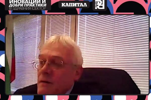 Проф. Салчев:  Натискът върху системата не ме притеснява. Заетостта на леглата е между 30 и 45%