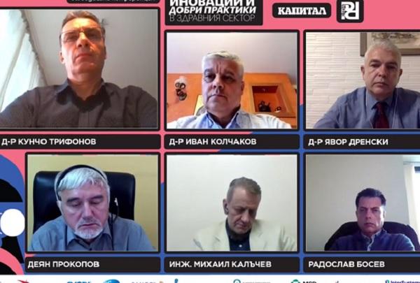 Д-р Колчаков: Хората в системата, трябва да действаме като преса върху хората, които взимат решенията