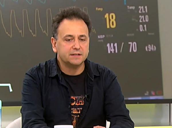 Проф. Кюркчиев: Усложненията от COVID не се дължат на вируса, а на реакцията на имунната система