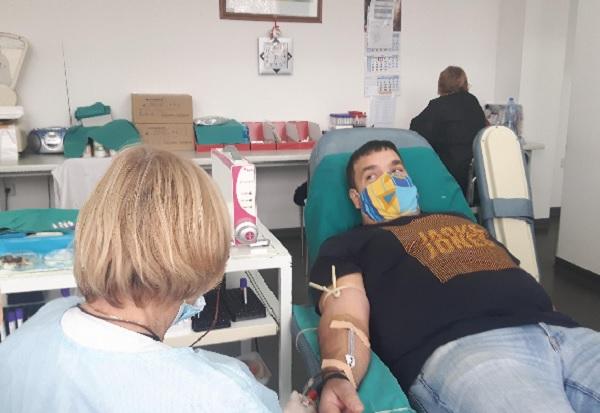 В УМБАЛ Бургас отпада задължителният PCR за дарители на кръв за плазма