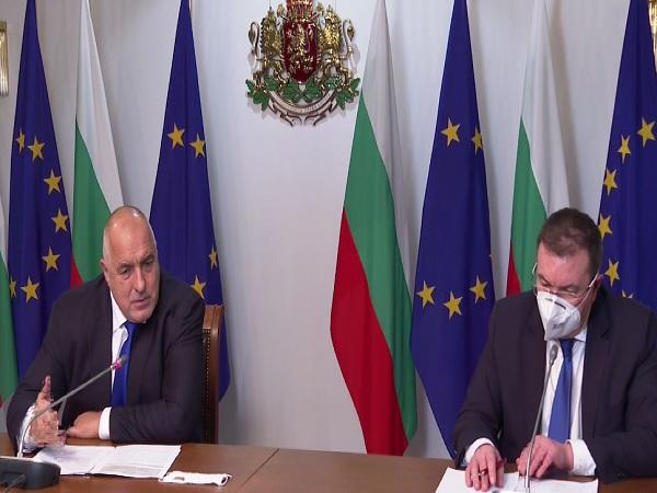 Борисов: COVID-19 мутира, медицинската система в ЕС е претоварена