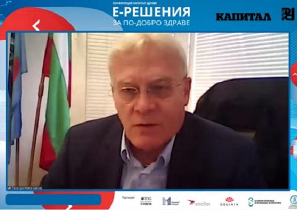 Проф. Салчев: Изоставаме с въвеждането на телемедицината