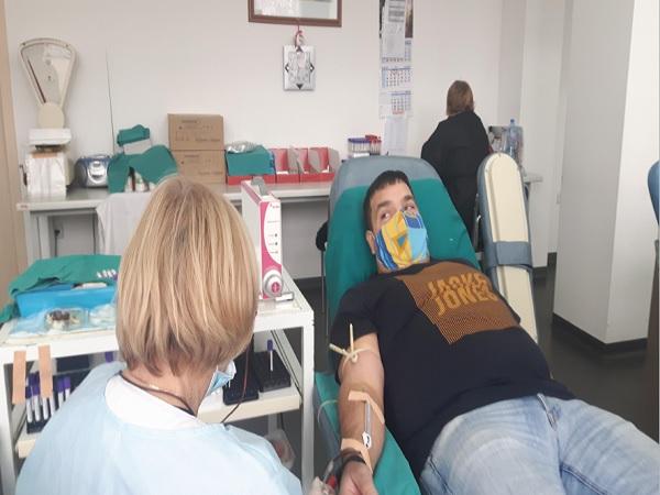 УМБАЛ-Бургас продължава набирането на кръв от преболедували COVID-19