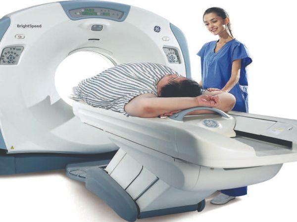 """Скенер с лъчево натоварване колкото обикновена рентгенова снимка в УМБАЛ """"Св. Ив. Рилски"""""""