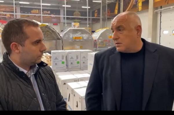 """Борисов: Пускайте """"зелени коридори"""" за ваксините"""