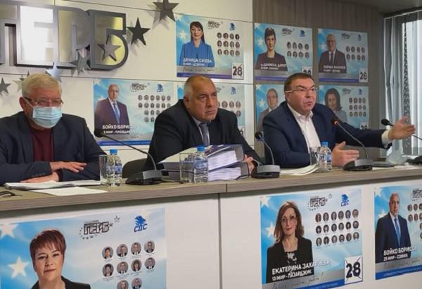 Борисов: Националният оперативен щаб си работи, Симидчиев да предложи нов