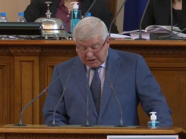 Ананиев: Ако пандемията продължи след август, бюджетът на НЗОК трябва да се актуализира