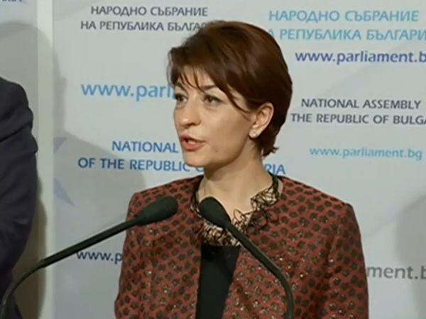 ГЕРБ дава мораториума върху действията на правителството на КС