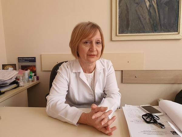 Д-р Даниела Меджидиева: Най-важното е да предадем опита си на младите лекари