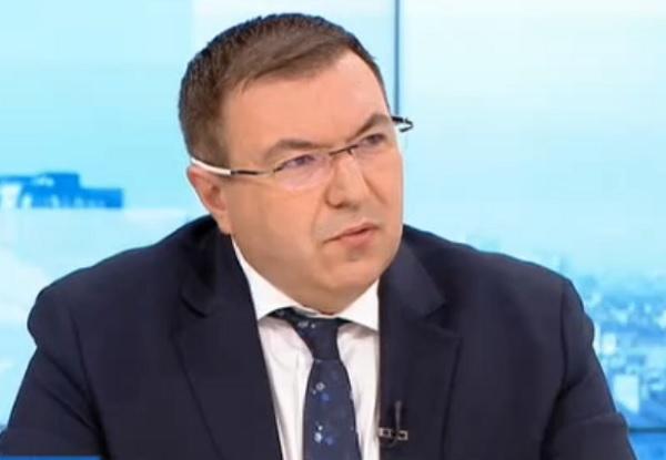 Проф. Ангелов: Не е невъзможно болниците да имат натрупани задължения заради COVID